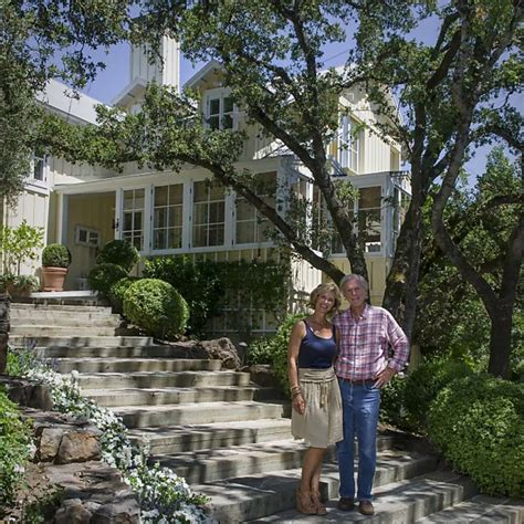 Howard At Home by Howard And Lori Backen In Wine Country Sfgate