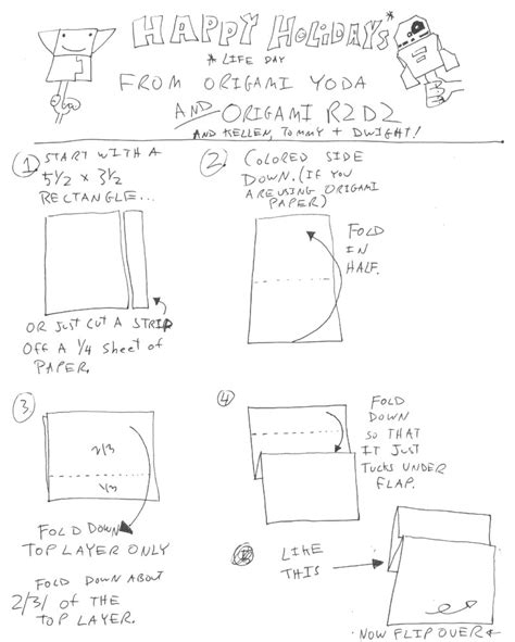 How To Fold Origami Chewbacca - the secret origami and the o jays on