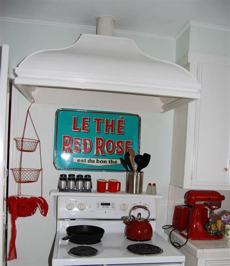 the red kitchen for the love of learning 1 2 price corpus christi cottage and bungalow turquoise red