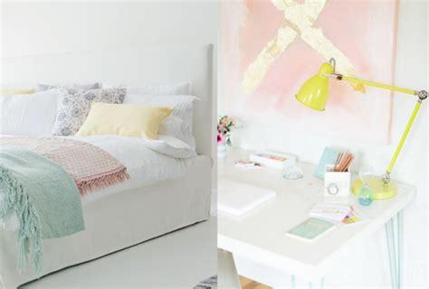chambre couleur pastel d 233 co chambre pastel