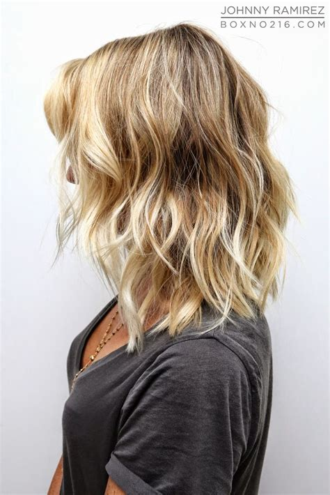 hairstyles color and cut cut and color maybe hair pinterest waves hair and