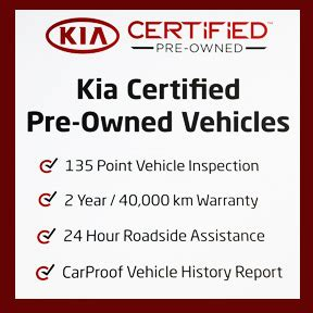 Kia Is Owned By What Company What Is Certified Pre Owned Lindsay Kia