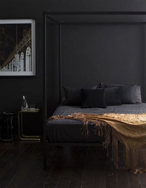 chambres au  noir frenchy fancy