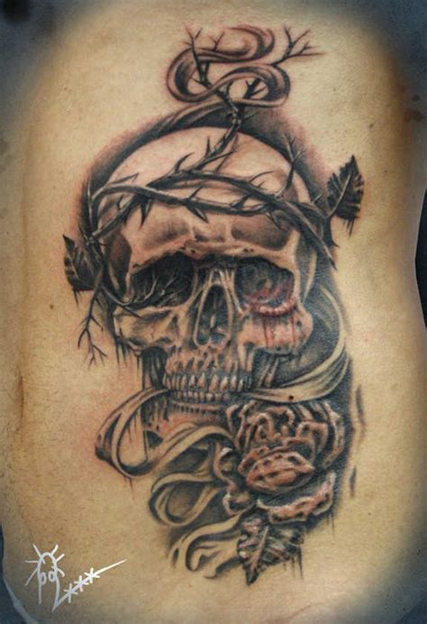 badass tattoo ideas 119 badass skull tattoos and designs
