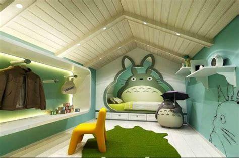 Totoro Bedroom Decor by Epic Bedroom Ideas