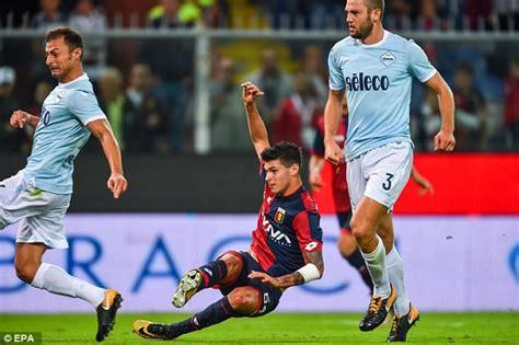 Lazio Years 2 genoa 2 3 lazio 16 year pietro pellegri nets brace