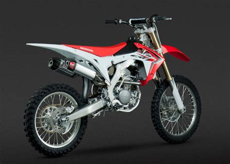Yoshimura Japan Stainless 250 Series yoshimura rs9 honda crf 250 14 15 stainless exhaust system