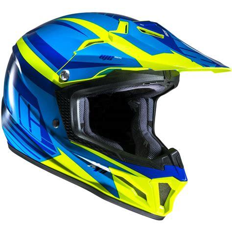 hjc motocross helmets hjc cl xy ii bator youth motocross helmet motocross