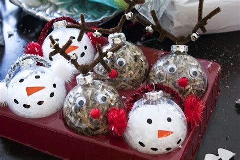 clear ornaments craft ideas pin by debbie tomasulo on chirstmas