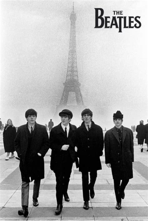 Beatles posters - Beatles Paris poster LP1453 - Panic Posters