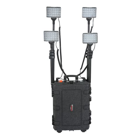 portable site lighting buy waterproof high power 288w portable construction site