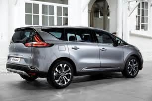 Renault Espace Cer Conversion 2016 Renault Espace Review Autoevolution
