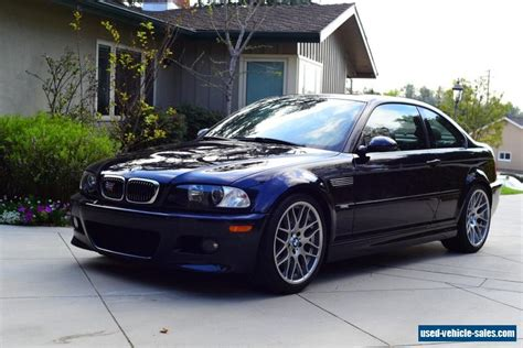 Bmw M3 2005 For Sale by 2005 Bmw M3 For Sale In The United States