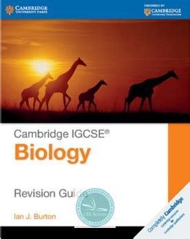 libro cambridge igcse biology workbook cambridge igcse biology workbook third edition