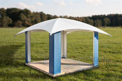 stabiler wetterfester pavillon stabiler design pavillon hanno zelte