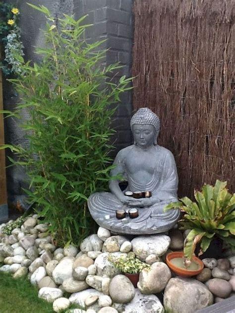 easy diy garden art design ideasdecor buddha garden