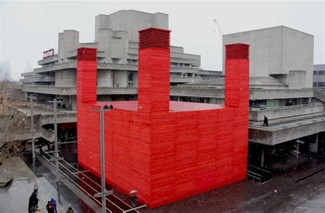 designboom london haworth tompkins the shed at the national theater london