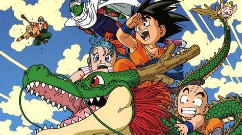 kopi hangat gambar dragon ball manga  anime serial jepang