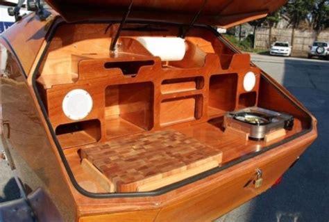 chesapeake light craft teardrop gorgeous teardrop trailer by chesapeake light craft