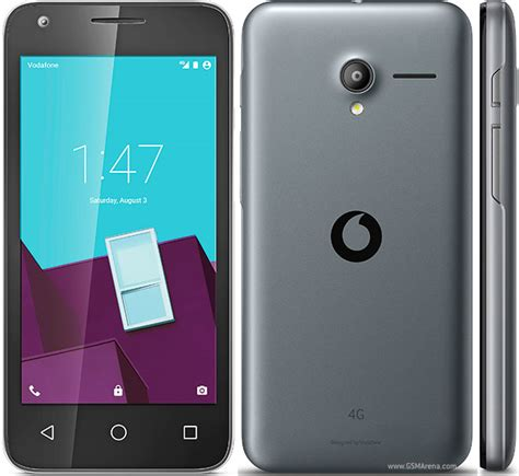 Hp Zte V795 vodafone smart speed 6 pictures official photos