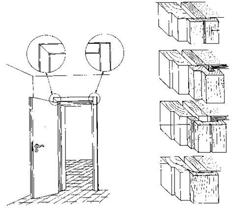 posa porte interne come installare le porte interne guida alla posa