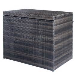 Rattan Cushion Large Rattan Cushion Storage Box The Uk S No 1 Garden