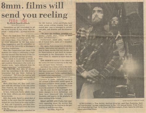 film it send it 8mm films will send you reeling ann arbor district library