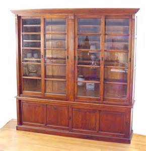8 Foot Tall Bookcases 1101 Massive Double Bookcase 8 Ft Tall 8 Ft Long Lot 1101