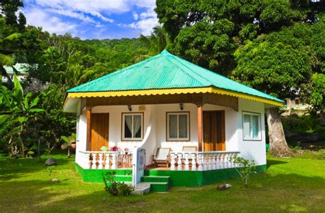 Simple Log Cabin Floor Plans tropical beach bungalow plans tropical bungalow house