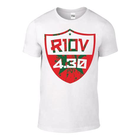 Tshirt Nation tshirt enfant nation maroc riov 4 30 official store