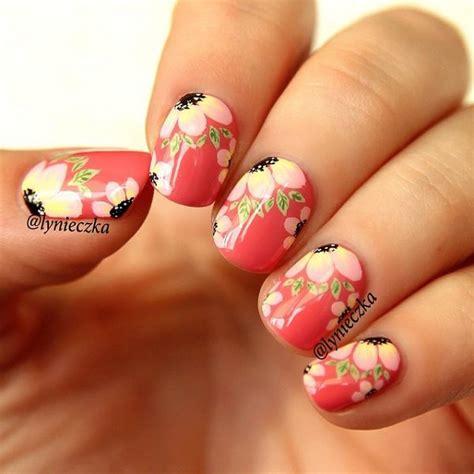 2016 summer nail art 65 lovely summer nail art ideas jewe blog