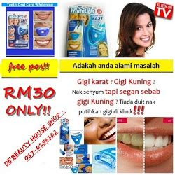 Pemutih Gigi Up farysha japan feeling touch hump correction arm