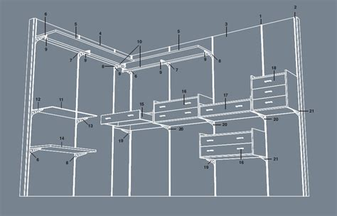 creare cabina armadio cabine armadio angolari baltera