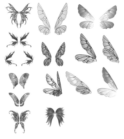 Fairy wings painting drawing i will do some day pinterest