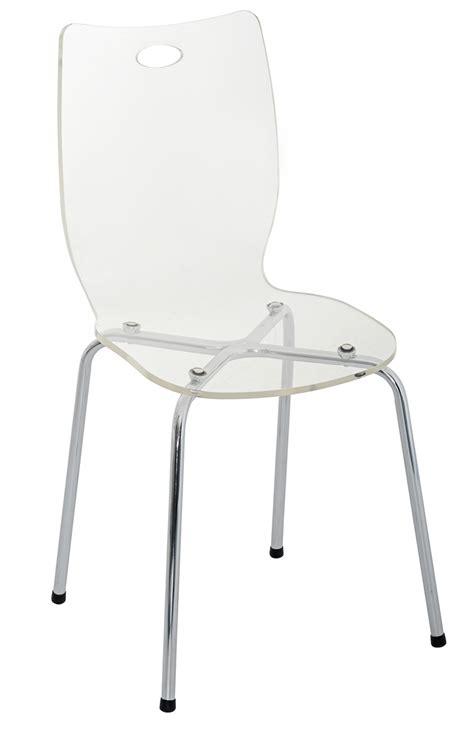 chaise de bureau transparente chaise bureau transparente