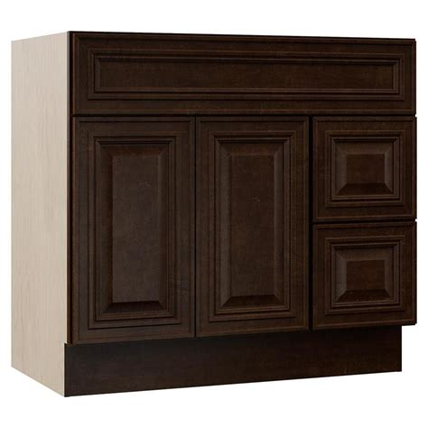 rsi bathroom vanities shop villa bath by rsi java bathroom vanity common 36 in