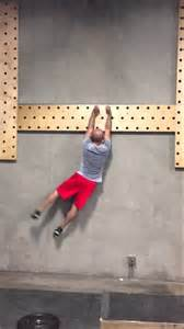 Pegboard Climbing Wall by Force12 Peg Board Climb Youtube