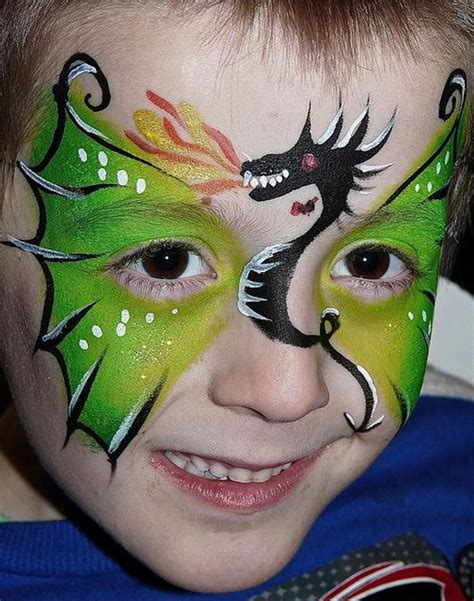 30 cool face painting ideas kids hative
