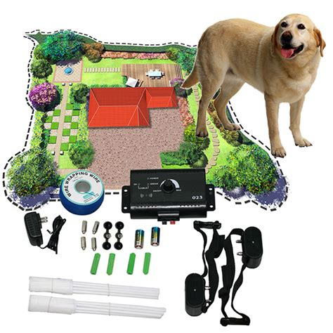 Electric Pets new underground electric pet fencing fence shock collar alex nld