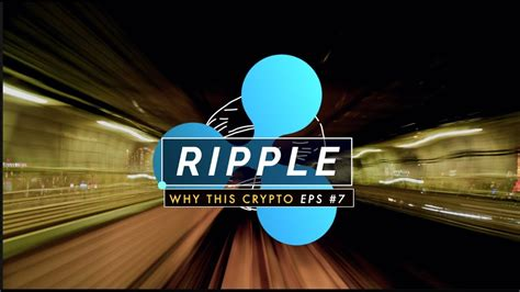 bitconnect xrp ripple xrp why this crypto ep 7 youtube