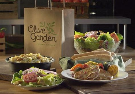 olive garden delivery next up for olive garden more take out and delivery options restaurant magazine