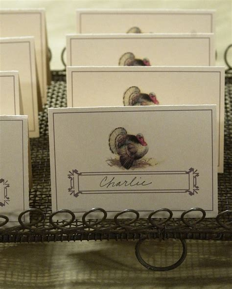 martha stewart thanksgiving place cards templates thanksgiving clip place cards martha stewart living