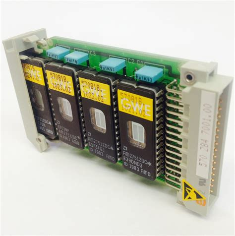 siemens 6fx1818 1bx02 e prom memory cnc parts dept inc