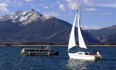 pontoon boats lake dillon 25 best images about marina boat rentals on pinterest