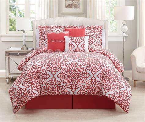 coral colored bedding total fab coral colored comforter and bedding sets