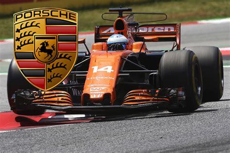 Porsche F1 2020 by Mclaren Negocia Una Alianza Con Porsche Que Retendr 237 A A Alonso