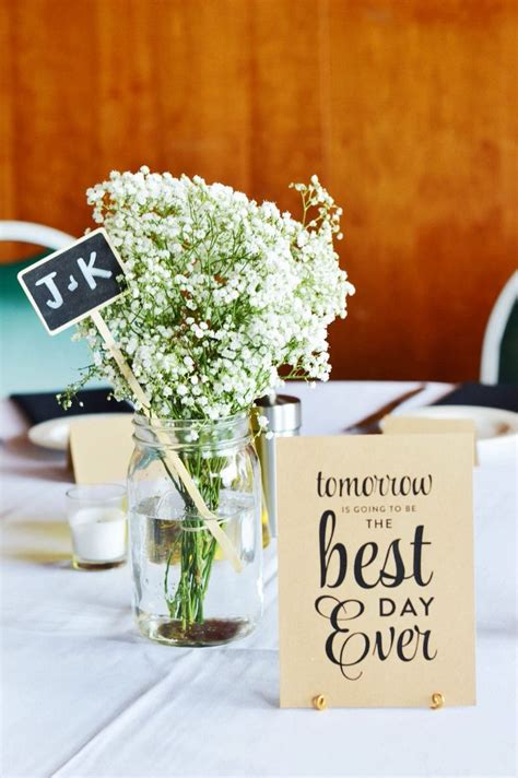dinner centerpiece 25 best ideas about rehearsal dinner decorations on