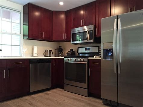 king kitchen cabinets buy mocha shaker rta ready to assemble kitchen cabinets