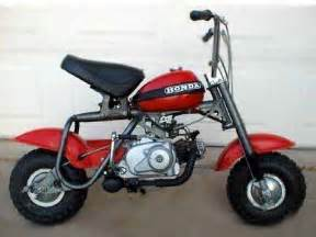 Honda Q50 Mini Bike Fs 1969 Honda Qa50 Mini Bike