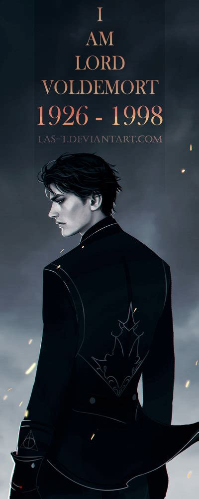 Lord   Tom Riddle by LAS T on DeviantArt